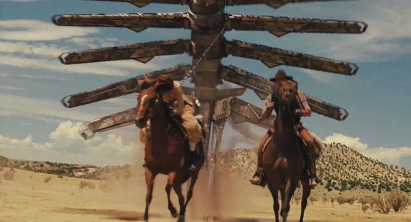Cowboys & Aliens Besetzung