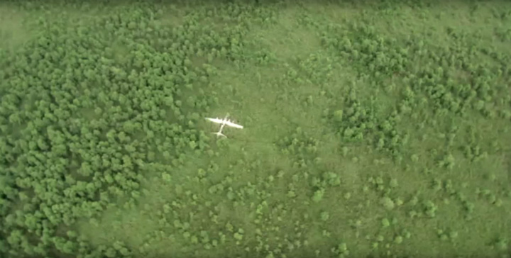 They Found This Pearl Harbor Plane Hidden In The Jungle, Then They