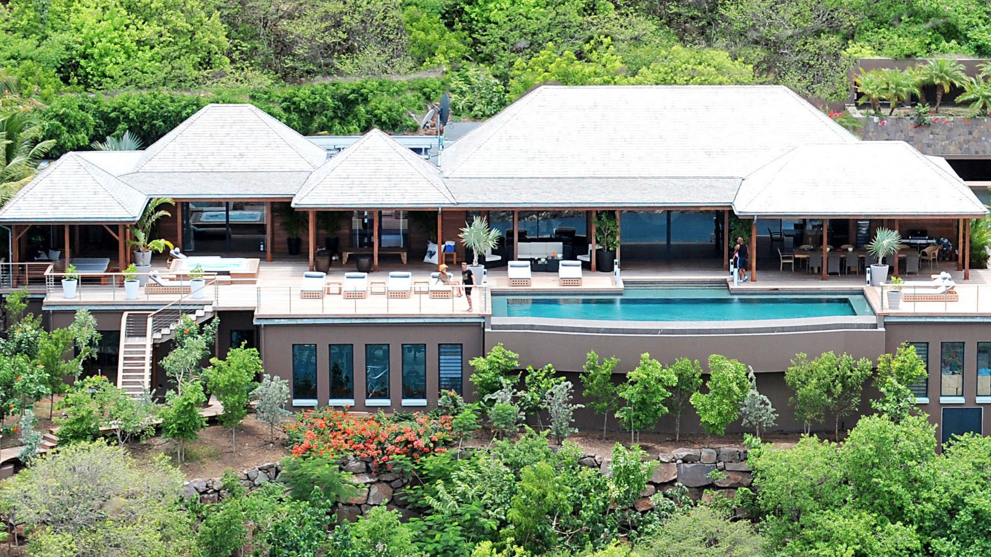 Les superbes maisons de nos stars fran aises trendscatchers - Difference entre villa et maison ...