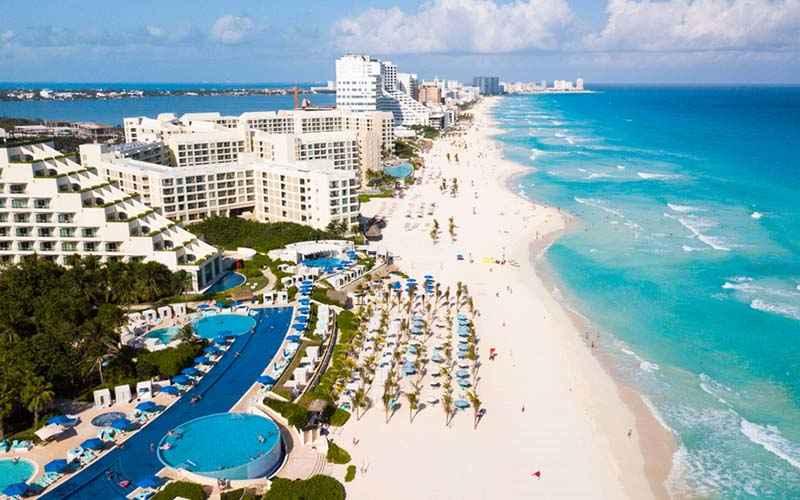 Wetter Cancun Live