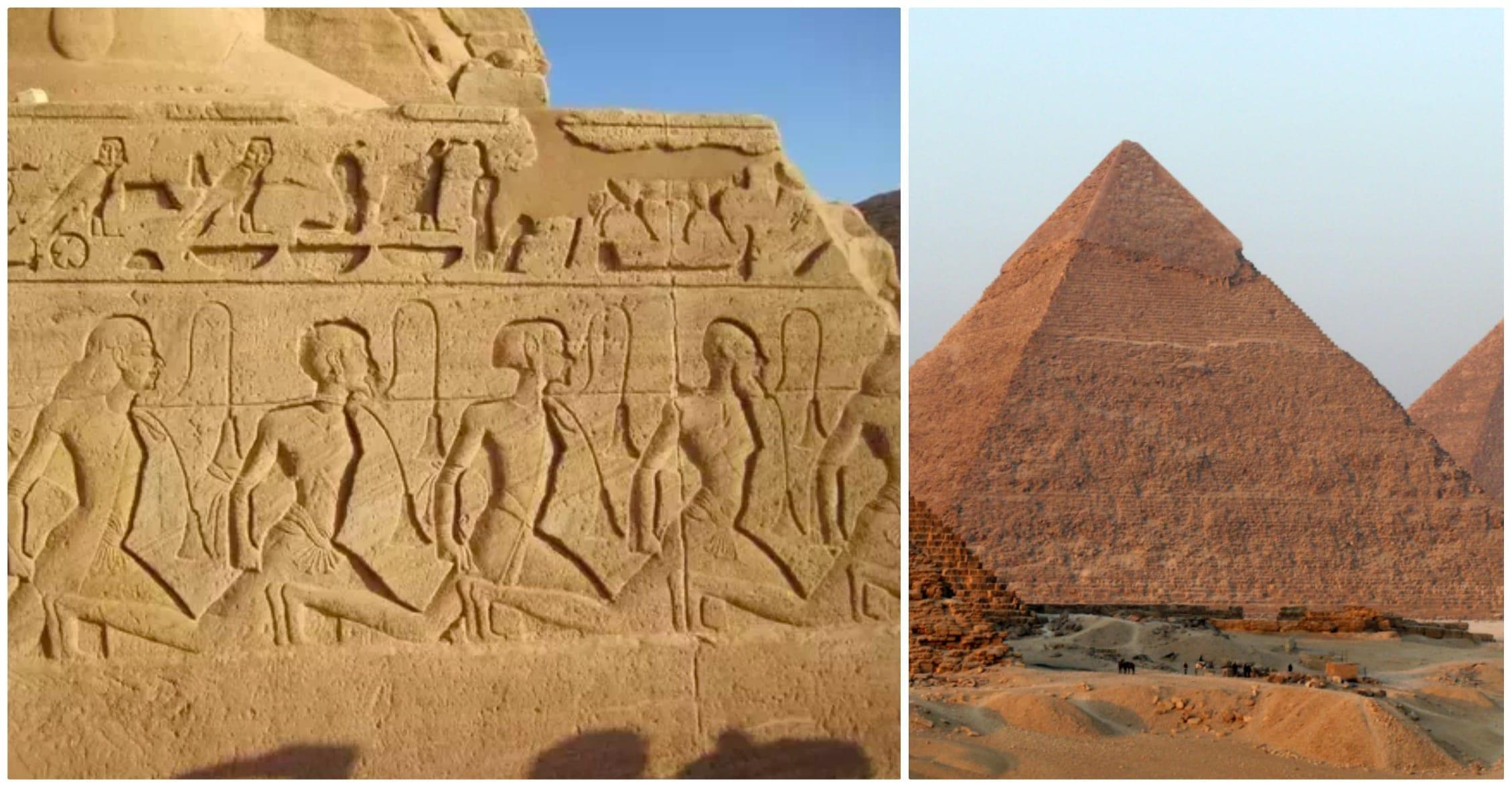 Außerirdische Funde In Den Pyramiden