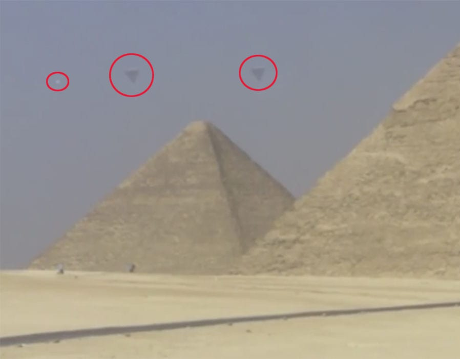 Wer Hat Die Pyramiden Gebaut