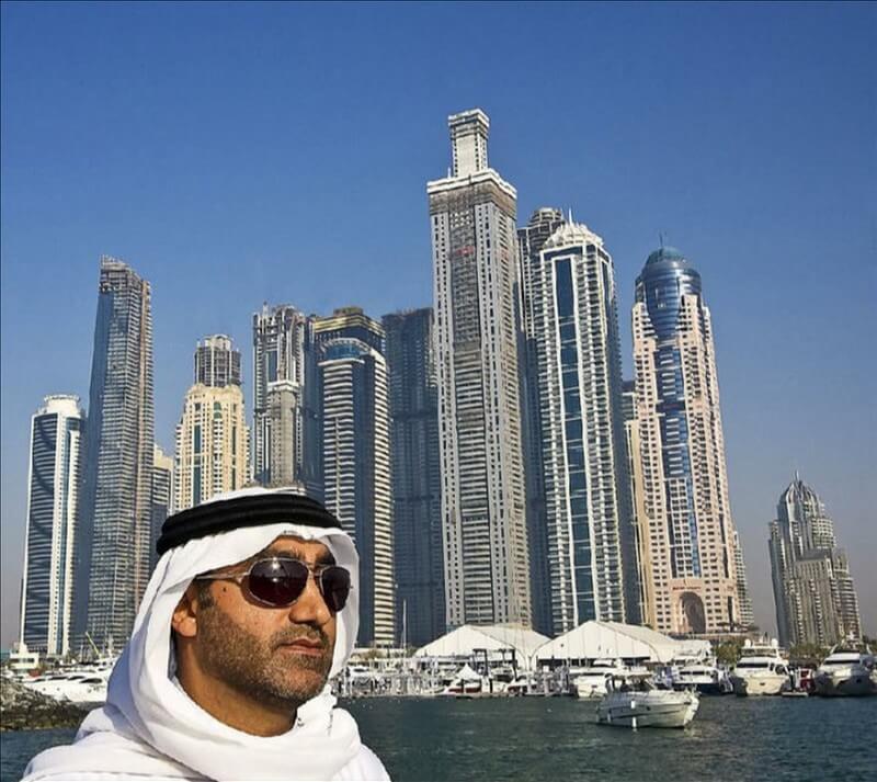 дубай арабы фото сколько людей фамилией