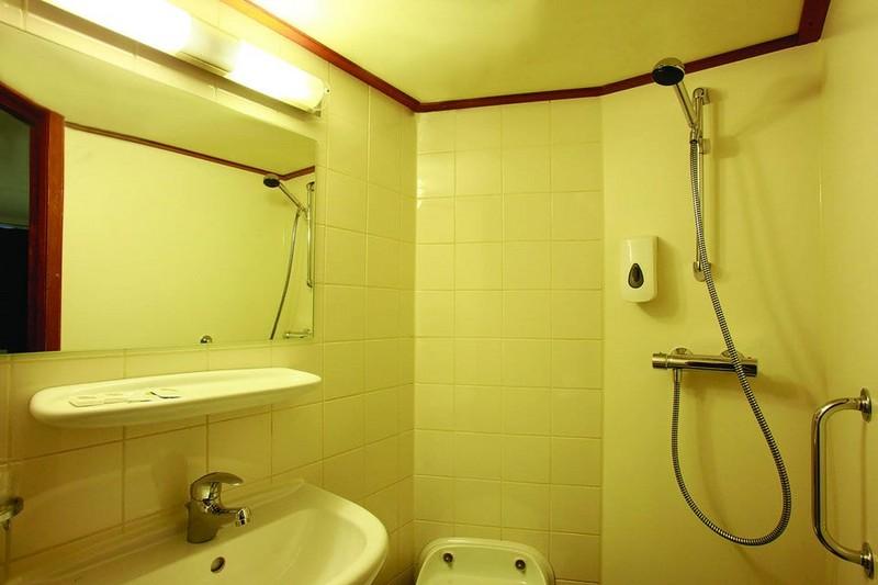 O Banheiro:Realidade
