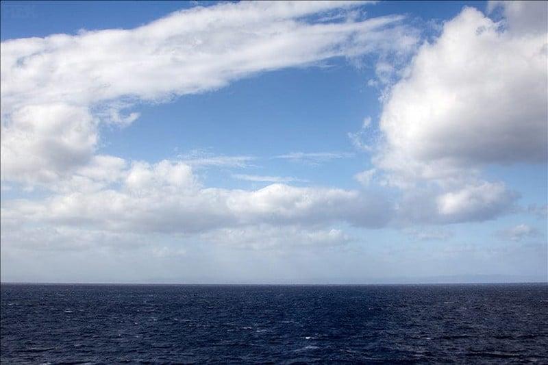 A Visão Do Oceano:Realidade