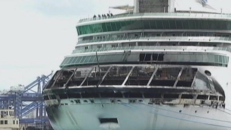 O Navio:Realidade